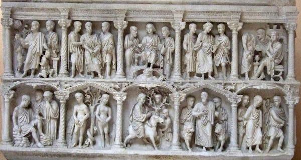 Sarcófago de Juno Basso